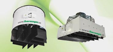 Luchtondersteunings- ventilatoren