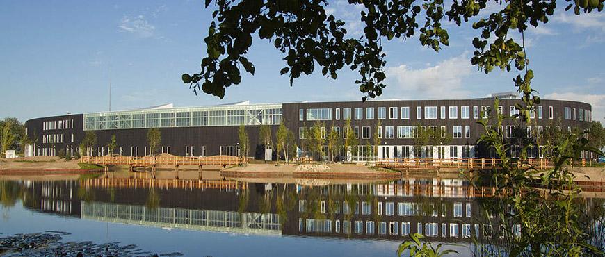 Venco Campus, kantoor en bedrijfsruimten