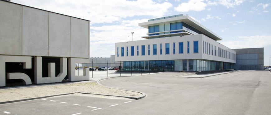 Rotterdam World Gate, kantoor