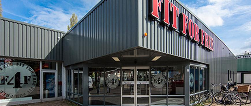 Fit For Free, sportschool (diverse vestigingen)