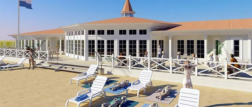 De Zeemeeuw, strandpaviljoen