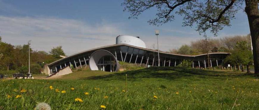Bezoekerscentrum De Hoep Noordhollands Duinreservaat