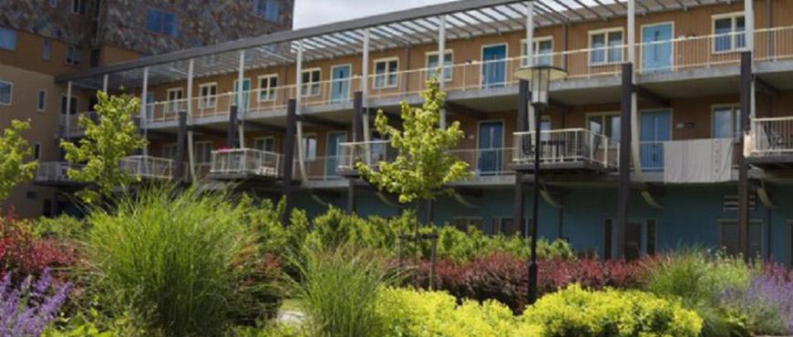 Woonzorgcentrum De Ark 88 appartementen