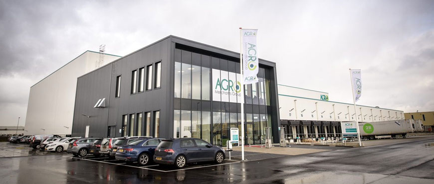 AGRO Merchants Group in Rotterdam